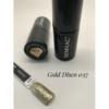 Kép 5/5 - 037 Semilac Uv Hybrid gél lakk Gold Disco 7ml