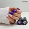 Kép 2/7 - 146 Semilac Uv Hybrid gél lakk Purple King 7ml
