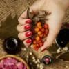 Kép 2/6 - 401 Semilac Uv Hybrid gél lakk - Raspberry Wine 7ml