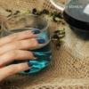 Kép 2/4 - 406 Semilac Uv Hybrid gél lakk - Blue Tea 7ml