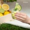 Kép 6/6 - 565 Semilac Uv Hybrid gél lakk Neon Yellow 7ml