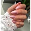 Kép 6/8 - T17 Top No Wipe Sparkling Pink  7ml