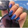 Kép 4/7 - T18 Top no Wipe Sparkling Blue  7ml