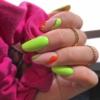 Kép 5/10 - 564 Semilac Uv Hybrid gél lakk Neon Lime 7ml