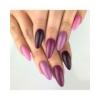 Kép 2/3 - 010 Színes Uv Zselé Pink & Violet 5ml