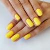 Kép 2/2 - 531 Semilac Uv Hybrid gél lakk Celebrate Joyful Yellow 7 ml