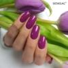 Kép 3/5 - 012 Színes Uv Zselé Pink Cherry 5ml