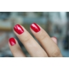 Kép 2/4 - 025 Semilac Uv Hybrid gél lakk Glitter Red 7ml