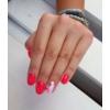 Kép 5/5 - 042 Semilac Uv Hybrid gél lakk Neon Raspberry 7ml