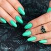 Kép 3/5 - 048 Színes Uv Zselé Semilac Bright Emerald 5ml