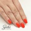 Kép 3/4 - 061 Színes Uv Zselé Semilac Juicy Orange 5ml