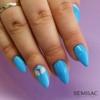Kép 2/5 - 084 Színes Uv Zselé Semilac Denim Blue 5ml