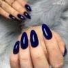 Kép 2/3 - 088 Semilac Uv Hybrid gél lakk Blue Ink 7ml