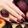 Kép 4/5 - 099 Színes Uv Zselé Semilac Dark Purple Wine 5ml