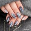Kép 2/4 - 107 Színes Uv Zselé Semilac Steel Grey 5ml