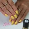 Kép 4/5 - 117 Színes Uv Zselé Semilac Yellow Sphinx 5ml