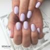 Kép 2/5 - 127 Színes Uv Zselé Semilac Violet Cream 5ml