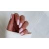 Kép 3/4 - 128 Színes Uv Zselé Semilac Pink Marshmallow 5ml