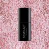 Kép 1/6 - 295 Semilac Uv Hybrid gél lakk - Peach Pink Shimmer  7ml
