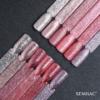 Kép 3/4 - 297 Semily Uv Hybrid gél lakk - Violet Shimmer 7ml
