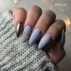 Kép 2/3 - 227 Semilac Uv Hybrid gél lakk All In My Hands - Light Violet  7ml
