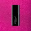 Kép 1/6 - 348 Semilac Uv Hybrid gél lakk Charming Ruby Glitter  7ml