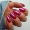 Kép 5/6 - 348 Semilac Uv Hybrid gél lakk Charming Ruby Glitter  7ml
