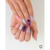 Kép 2/5 - 670 Semilac Flash Sunlight Effect Violet