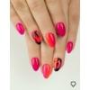 Kép 3/4 - 517 Semilac Uv Hybrid gél lakk Neon Pink 7ml