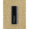 Kép 1/2 - 260 Semilac Uv Hybrid gél lakk Platinum Light Gold 7ml
