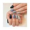 Kép 2/2 - 141 Színes Uv Zselé Semilac Lady In Grey 5ml