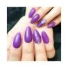 Kép 6/6 - 129 Semilac Uv Hybrid gél lakk Violet Bliss 7ml