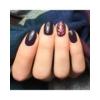 Kép 3/3 - 100 Színes Uv Zselé Semilac Black Purple 5ml