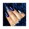 Kép 3/3 - 088 Semilac Uv Hybrid gél lakk Blue Ink 7ml