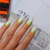 Kép 8/10 - 564 Semilac Uv Hybrid gél lakk Neon Lime 7ml
