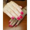 Kép 5/5 - 103 Semilac Uv Hybrid gél lakk Elegant Raspberry 7ml