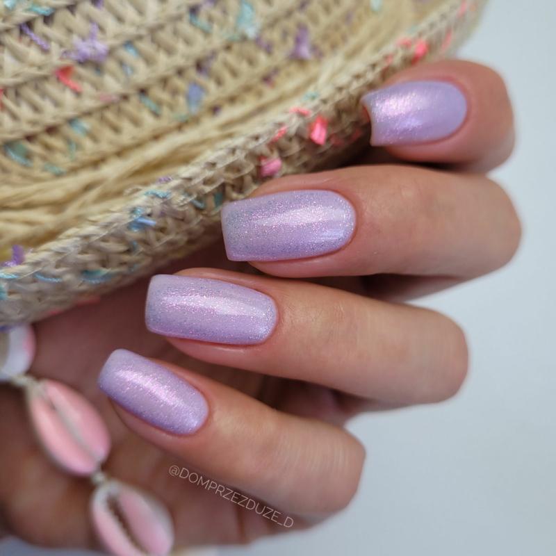 T17 Top No Wipe Sparkling Pink  7ml