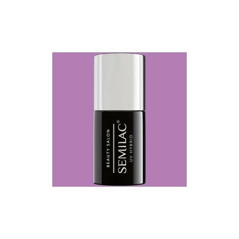 905 Semilac Uv Hybrid gél lakk - Soft Lavender  7ml