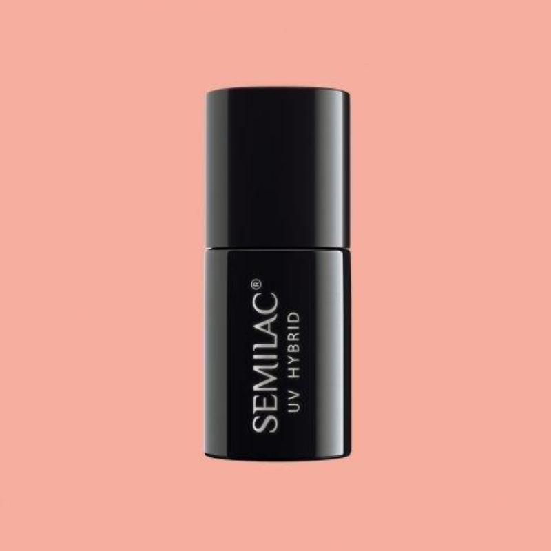 532 Semilac Uv Hybrid gél lakk Celebrate Kind Apricot 7 ml