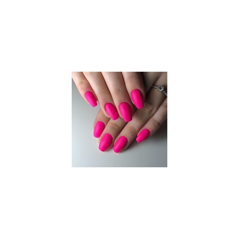008 Semilac Uv Hybrid gél lakk Intensive Pink 7ml