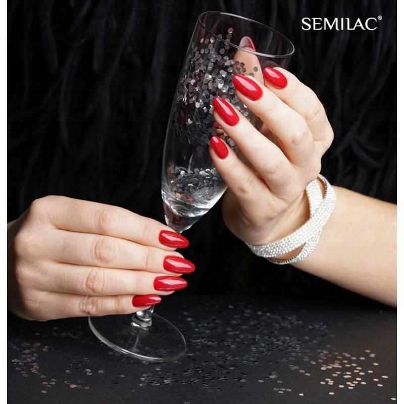 026 Semilac Uv Hybrid gél lakk My Love 7ml