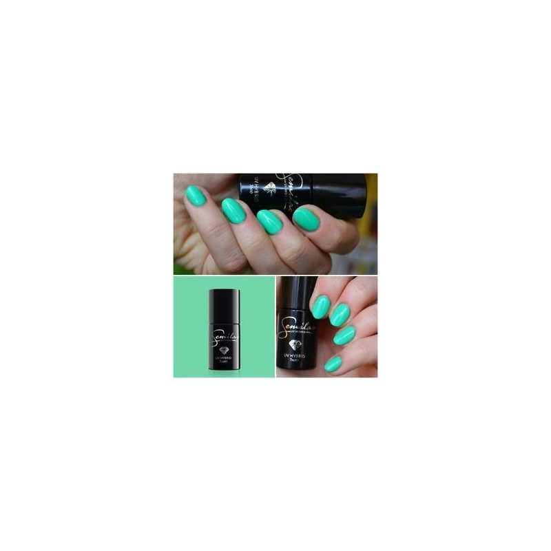 048 Színes Uv Zselé Semilac Bright Emerald 5ml