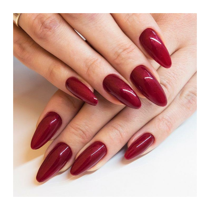 070 Színes Uv Zselé Semilac Pearl Red 5ml