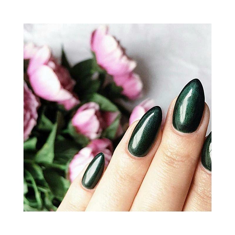 079 Színes Uv Zselé Semilac Dark Green Pearl 5ml