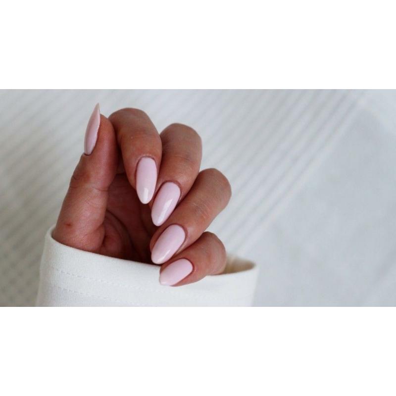 128 Színes Uv Zselé Semilac Pink Marshmallow 5ml