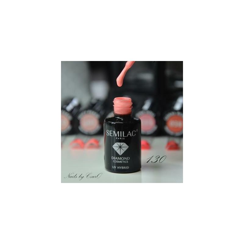 130 Semilac Uv Hybrid gél lakk Sleeping Beauty 7ml