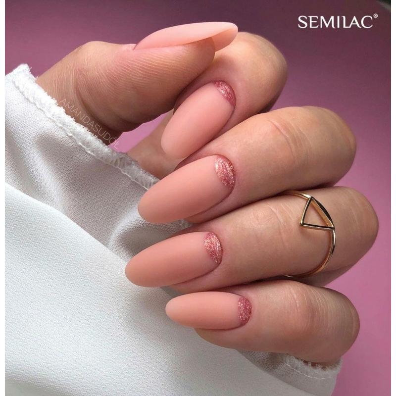 817 Semilac Extend 5in1 - Dirty Peach  7ml