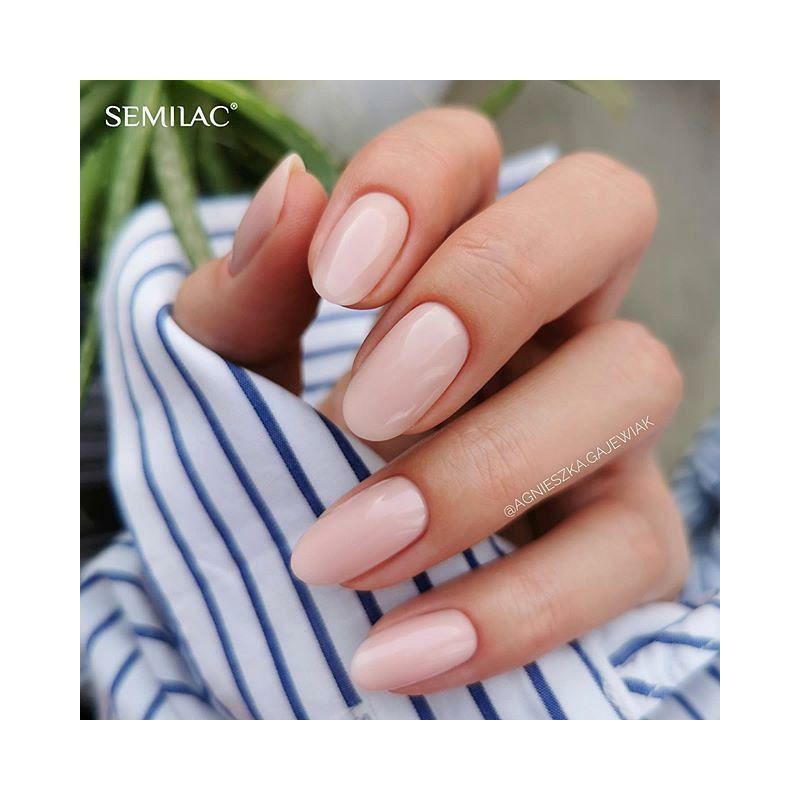 816 Semilac Extend 5in1 - Pale Nude  7ml