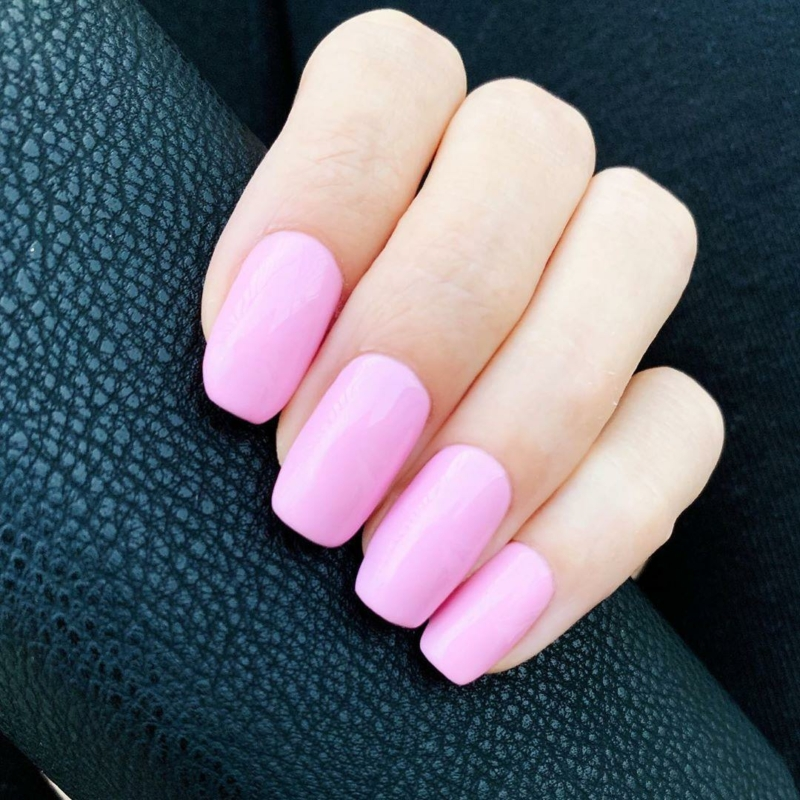 003 Semilac Uv Hybrid gél lakk Sweet Pink 7ml