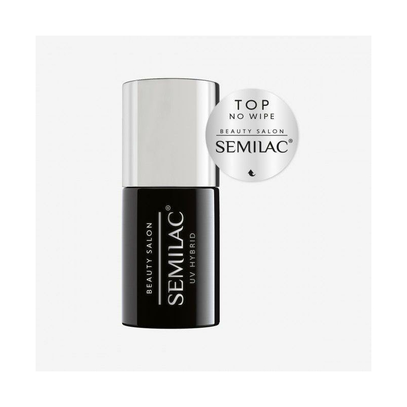 Semilac Top No Wipe 11ml